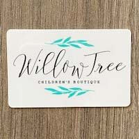 willow tree children's boutique lodi california gift card